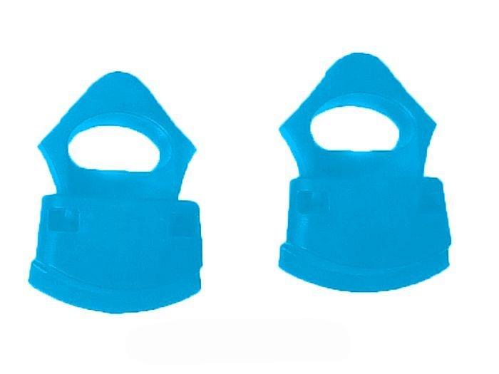 přezky pod uši HAVEN pro přilbu Toltec a Toltec II modré 2ks
