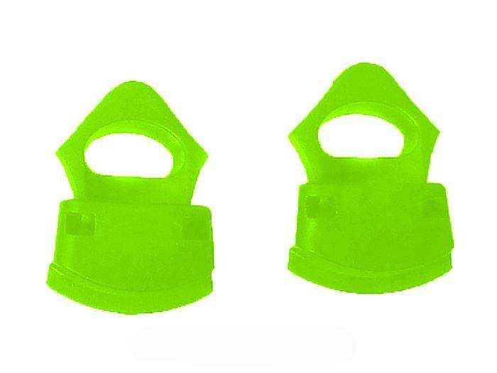 přezky pod uši HAVEN pro přilbu Toltec a Toltec II zelený 2ks