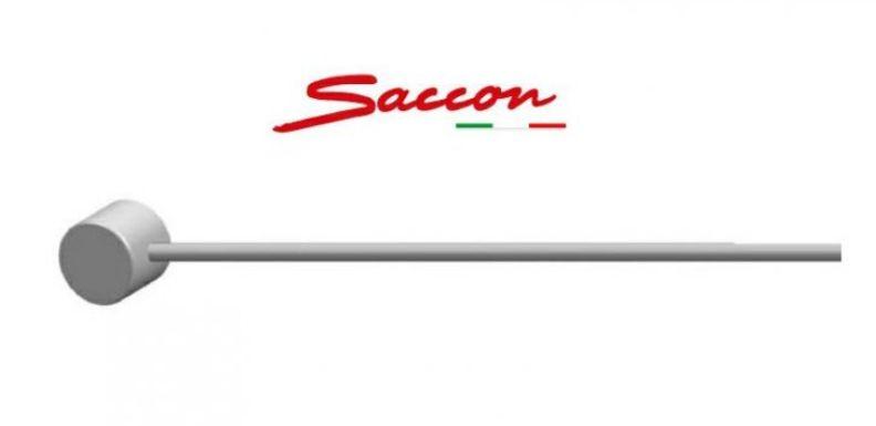 lanko brzdové Saccon 1.5x900mm nerezové servisní balení