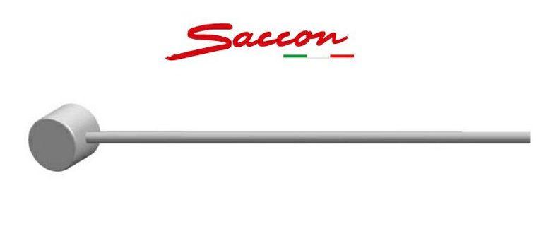 lanko brzdové Saccon 1.5x2000mm nerezové servisní balení