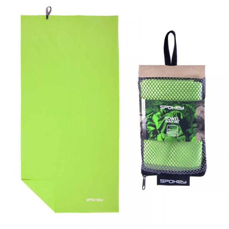 ručník rychleschnoucí Spokey SIROCCO XL 85x150cm zelený