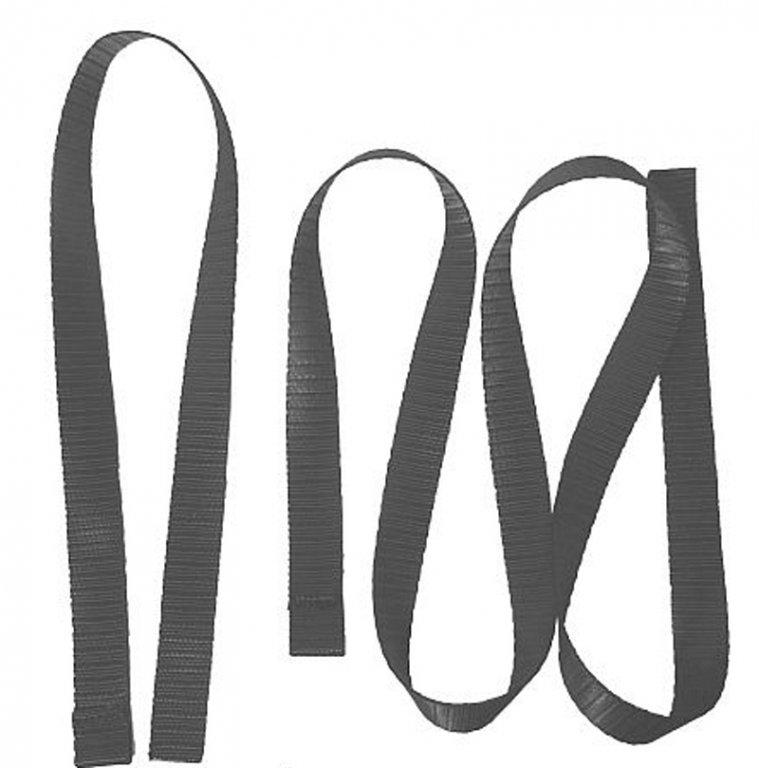 pásky HAVEN pro přilbu Toltec a Toltec II šedé 2ks