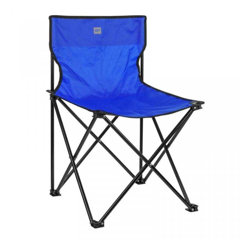 Turistická skládací židle Spokey TONGA modrá