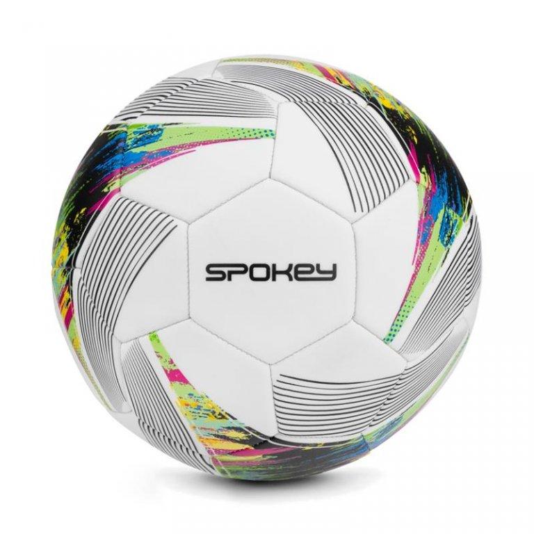 míč fotbalový Spokey PRODIGY vel.5 bílý