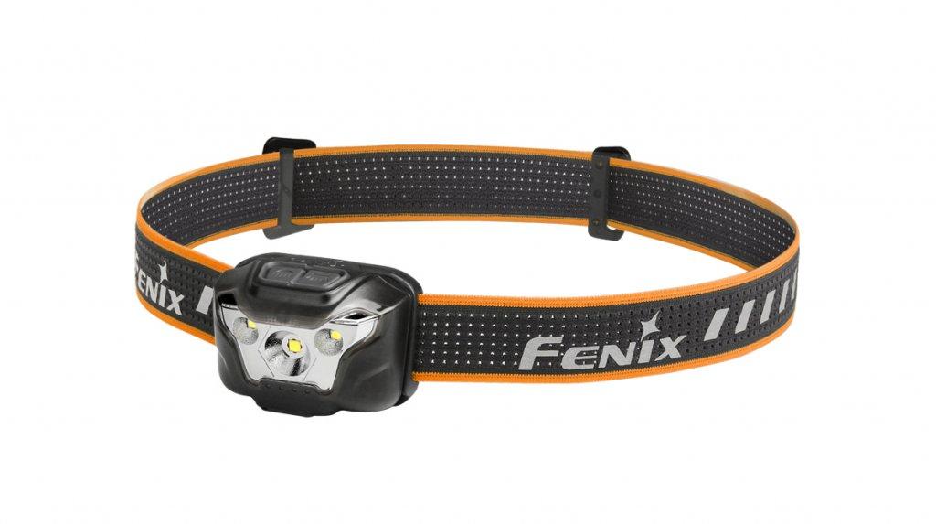čelovka Fenix HL18R, černá