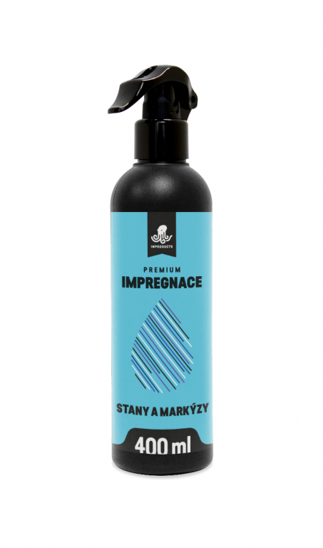 Impregnace NANOPROTECH INPRODUCTS Premium 400 ml na stany a batohy