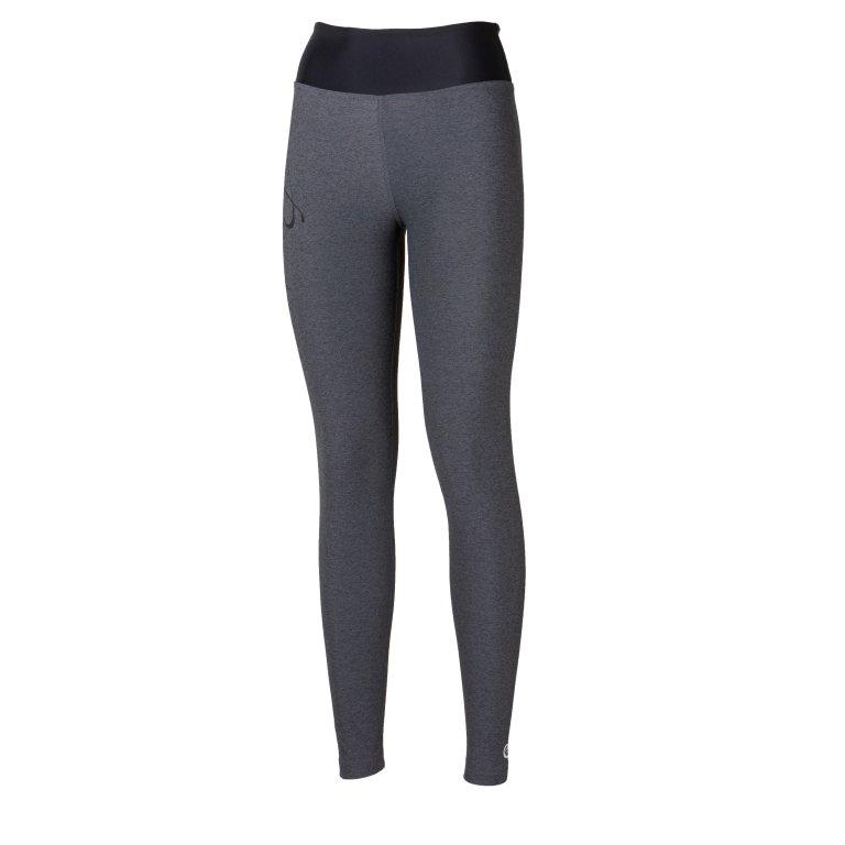 Kalhoty dlouhé dámské Progress IMPALA šedo/černé