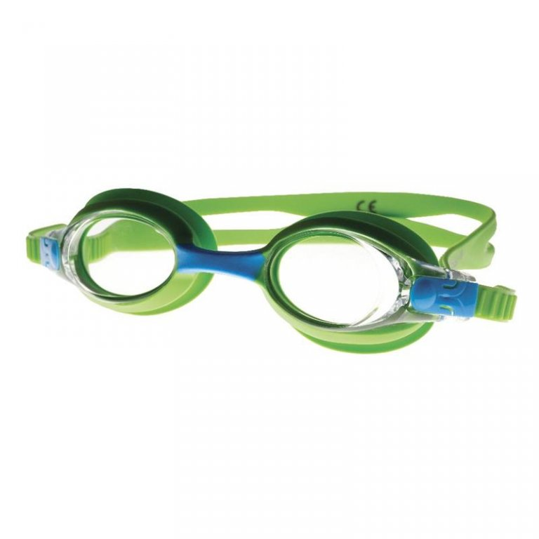 brýle dětské Spokey MELLON zelené
