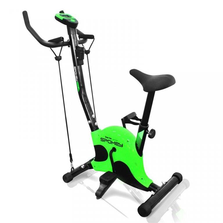 rotoped mechanický Spokey ONEGO zelený s expandréry