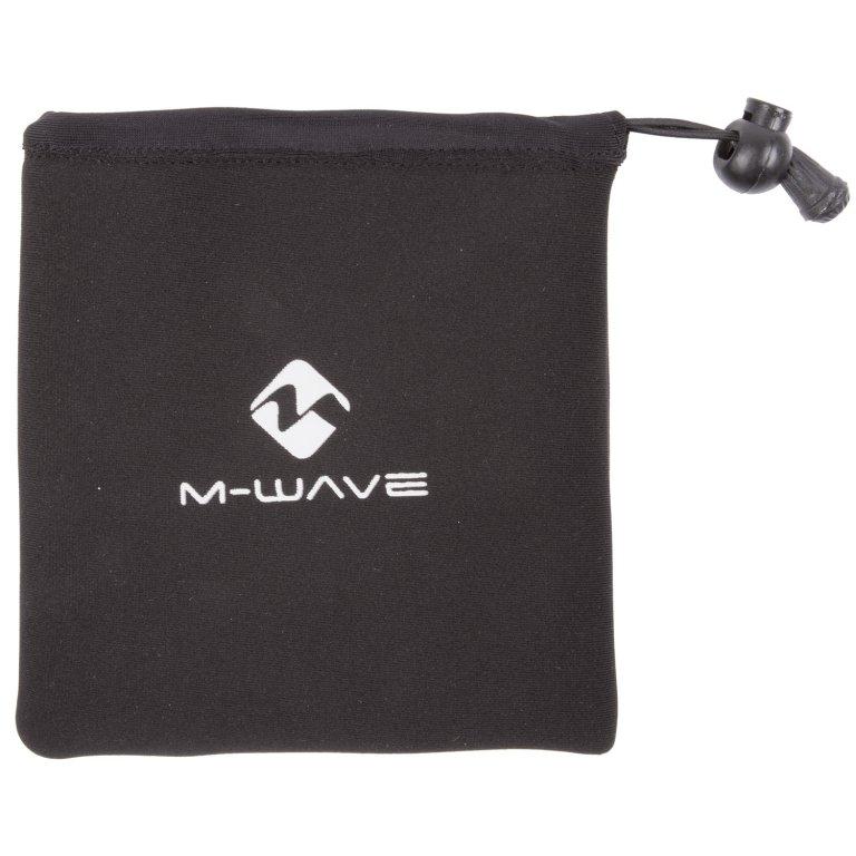 brašna M-Wave na pedály neopren černá pár