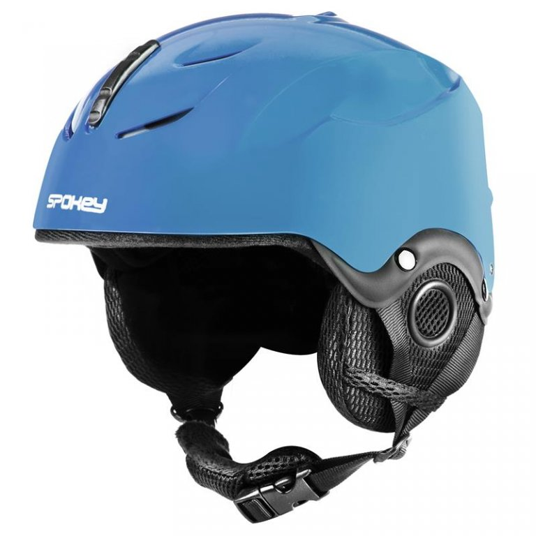 Přilba dětská lyžařská SPOKEY DIXIE modrá