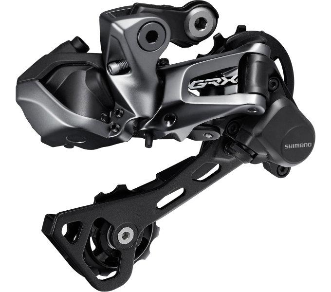 Měnič Shimano GRX RD-RX817 11p 11-42z černý