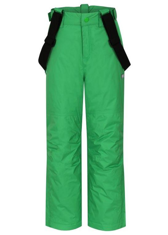 kalhoty dlouhé dětské LOAP FUGO zimní zelené, 128