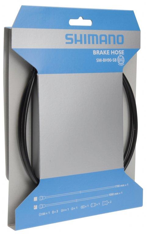 Hadička hydraulických brzd Shimano SM-BH90-SBS ZEE 1700mm černá
