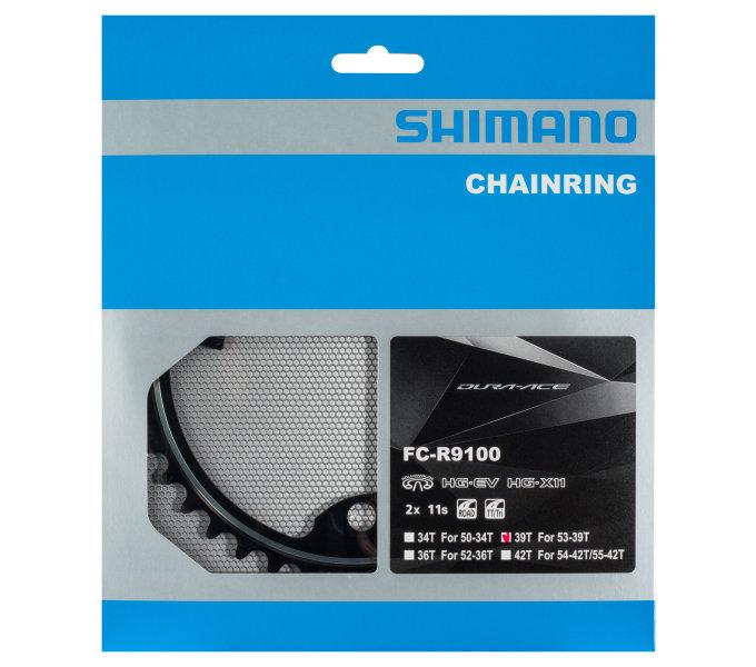 Převodník 39z Shimano DURA-ACE FC-R9100 2x11 4 díry