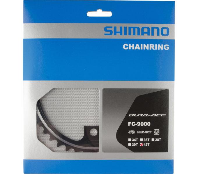 Převodník 42z Shimano DURA-ACE FC-9000 2x11 4 díry