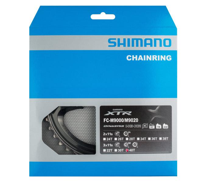 Převodník 40z Shimano XTR FC-M9020 3x10
