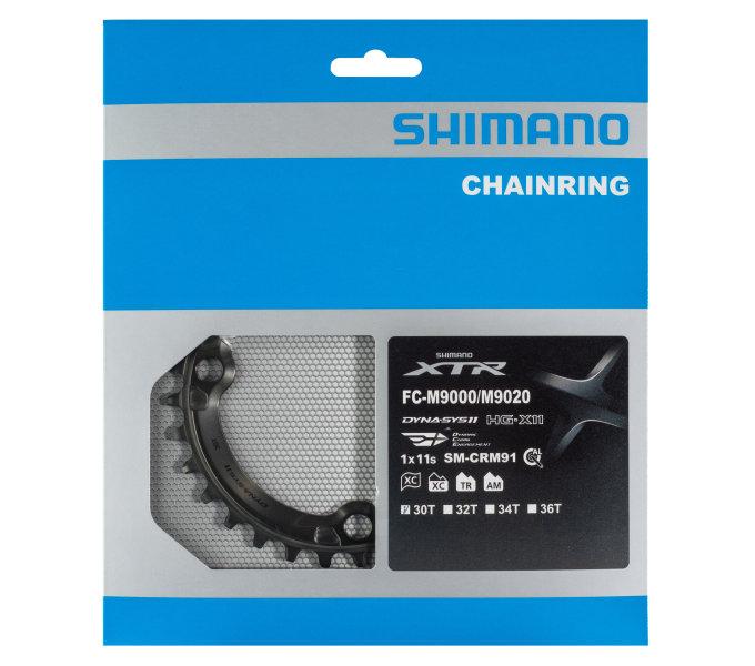 Převodník 30z Shimano XTR FC-M9020 1x11 4díry