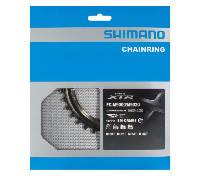 Převodník 34z Shimano XTR FC-M9020 1x11 4díry
