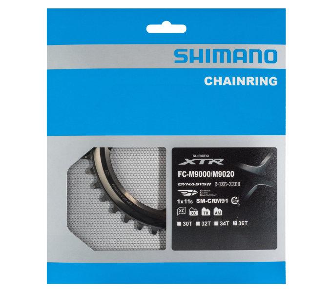 Převodník 36z Shimano XTR FC-M9020 1x11 4díry