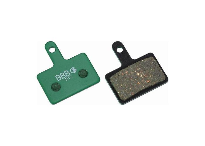 Brzdové destičky BBB BBS-53E Shimano Deore M575, .