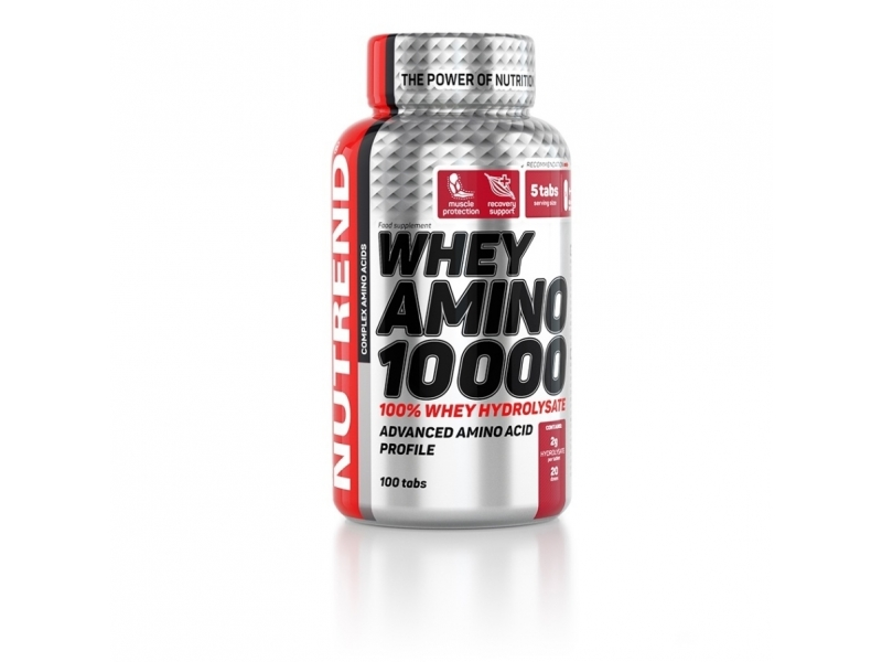 tablety Nutrend Whey Amino 10000 100tablet exp. 11/19