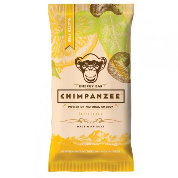 tyčinka Chimpanzee Energy Bar citron bez lepku exp. 02/20
