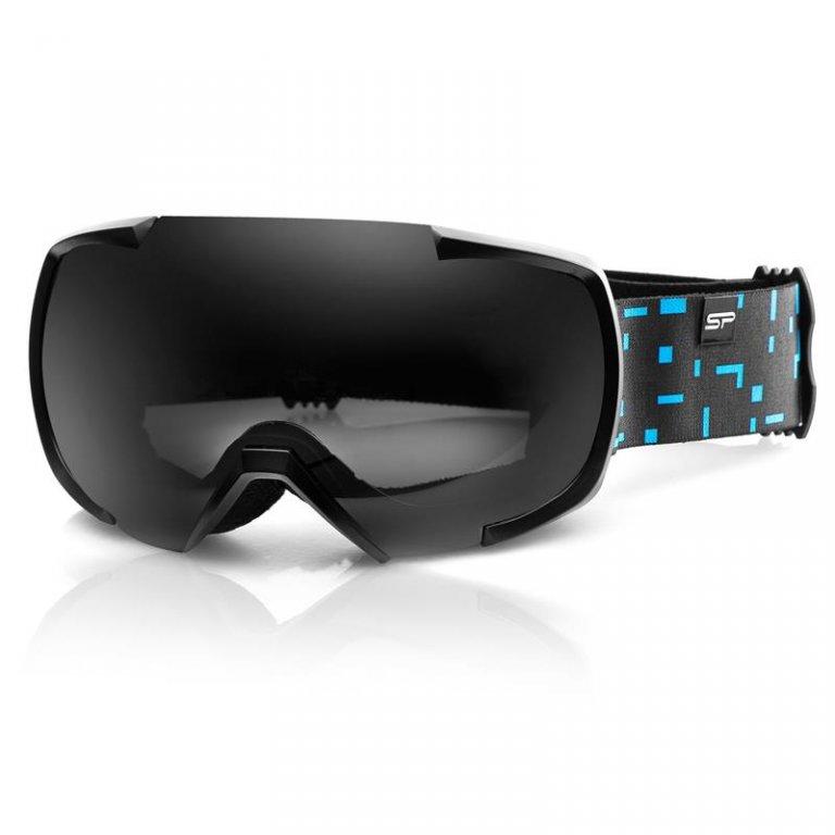 brýle lyžařské SPOKEY EVANS černé