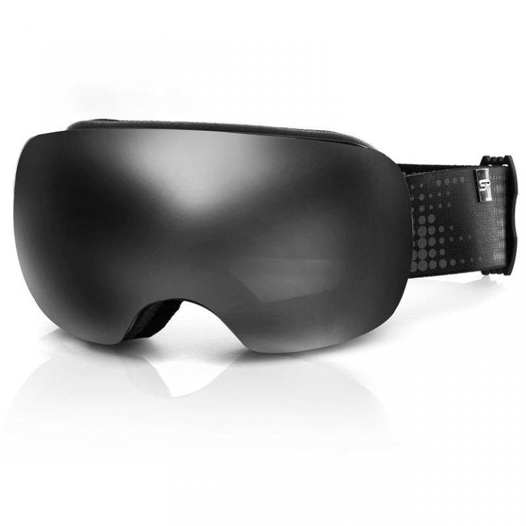 brýle lyžařské SPOKEY LOGAN černé