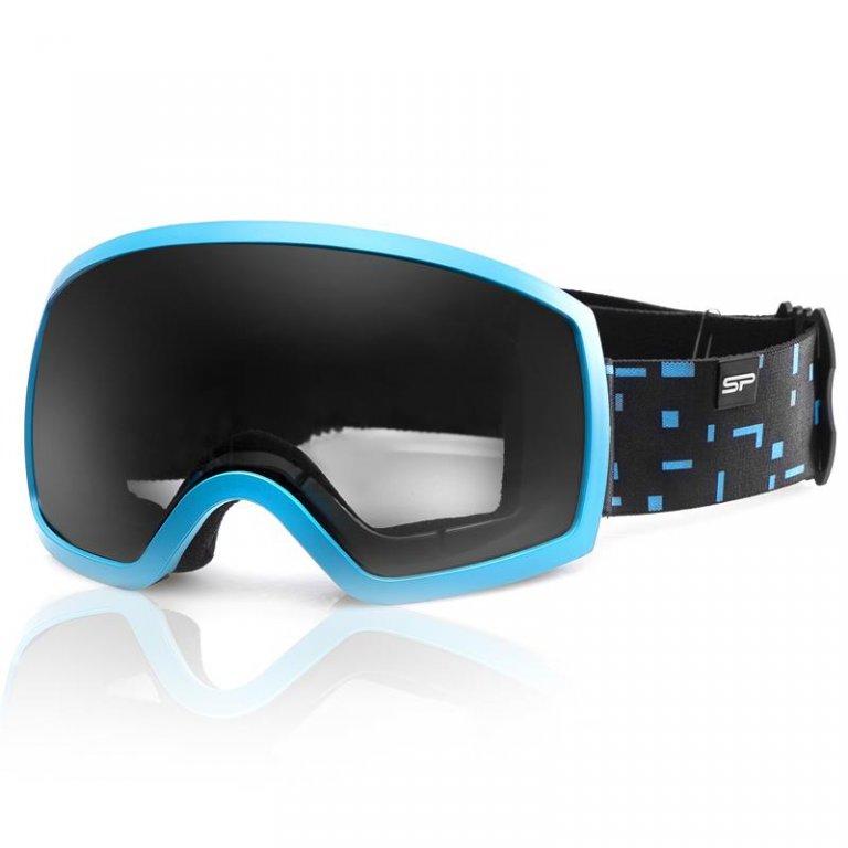 brýle lyžařské SPOKEY RADIUM modro/černé