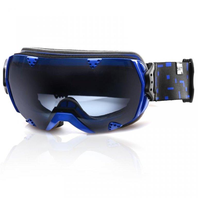 brýle lyžařské SPOKEY RED ROCK  černo/modré