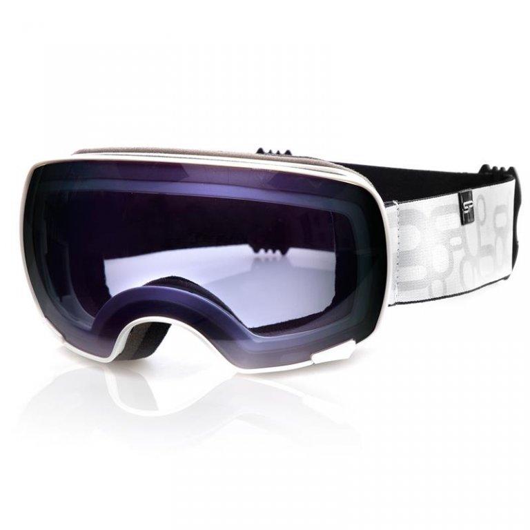 brýle lyžařské SPOKEY YOHO fialovo/bílé