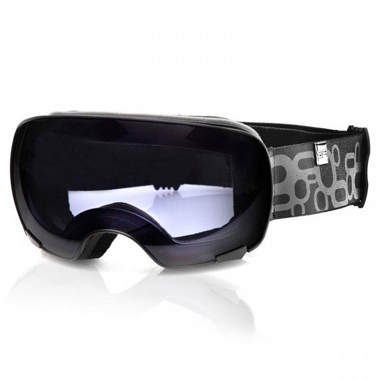 brýle lyžařské SPOKEY YOHO černé