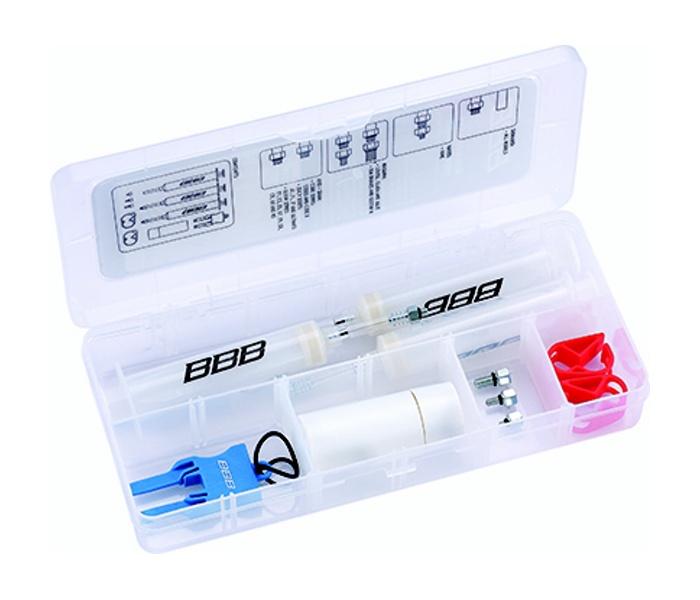 Odvzdušňovací sada BBB pro hydraulické brzdy