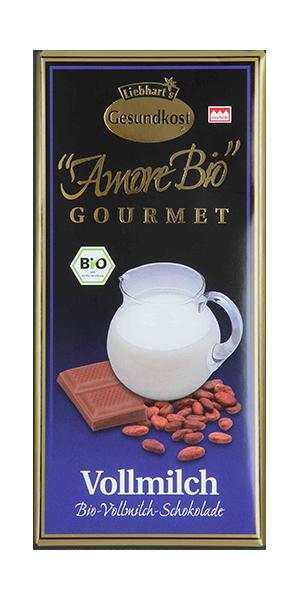 čokoláda mléčná Liebhart´s 100g