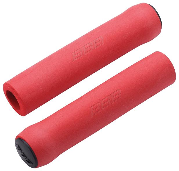 gripy BBB Sticky 130mm červené