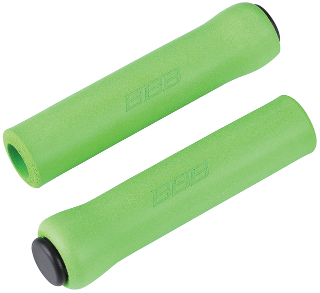 gripy BBB Sticky 130mm zelené