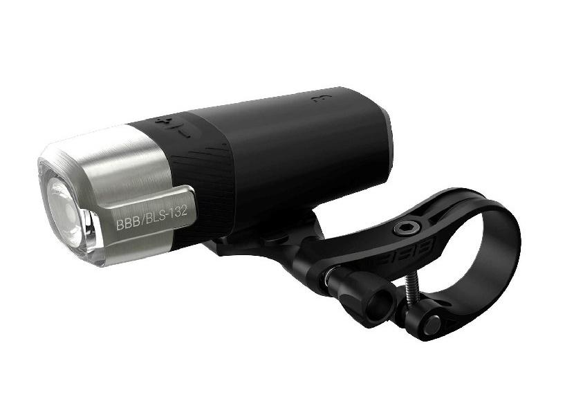 osvětlení přední BBB Strike 1000 2600mAh,3,7V,USB