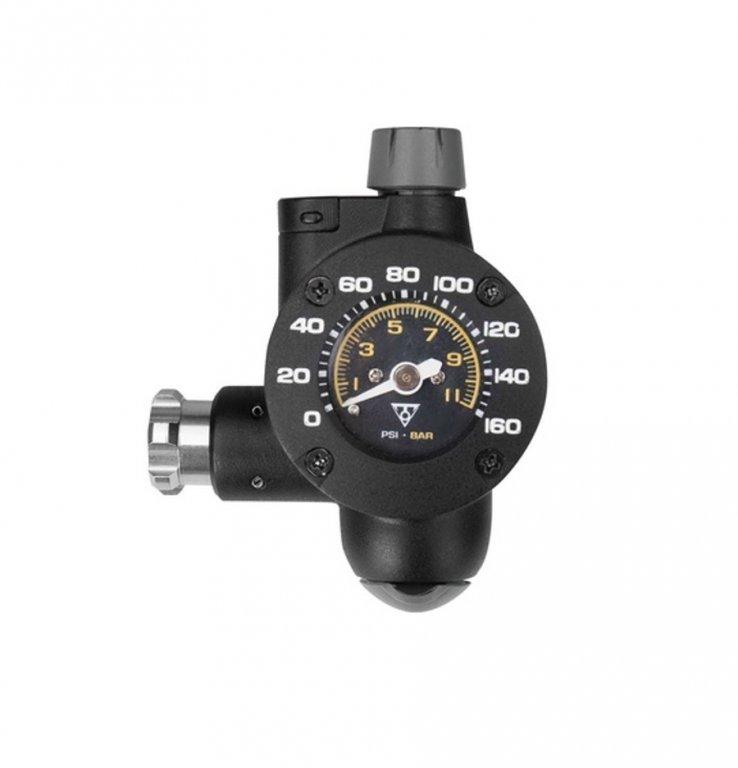 Hustilka TOPEAK AirBooster G2 s manometrem