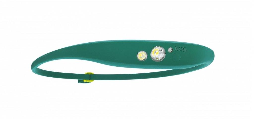 čelovka Knog Quokka zelená