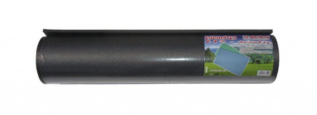 karimatka na aerobik 90x50x0,8 cm šedá
