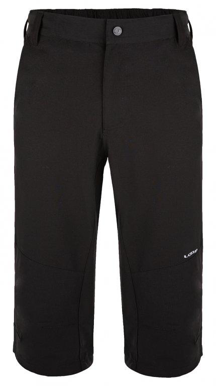 Kalhoty 3/4 pánské LOAP UNARO černé