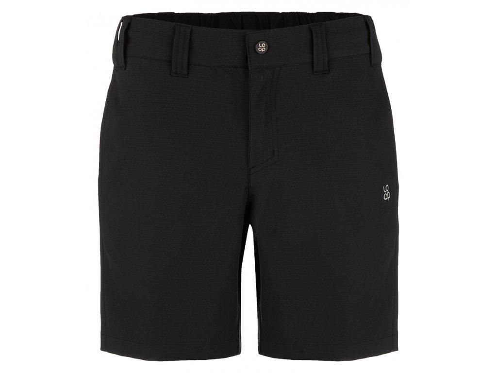 Kalhoty krátké dámské LOAP UNNA modré