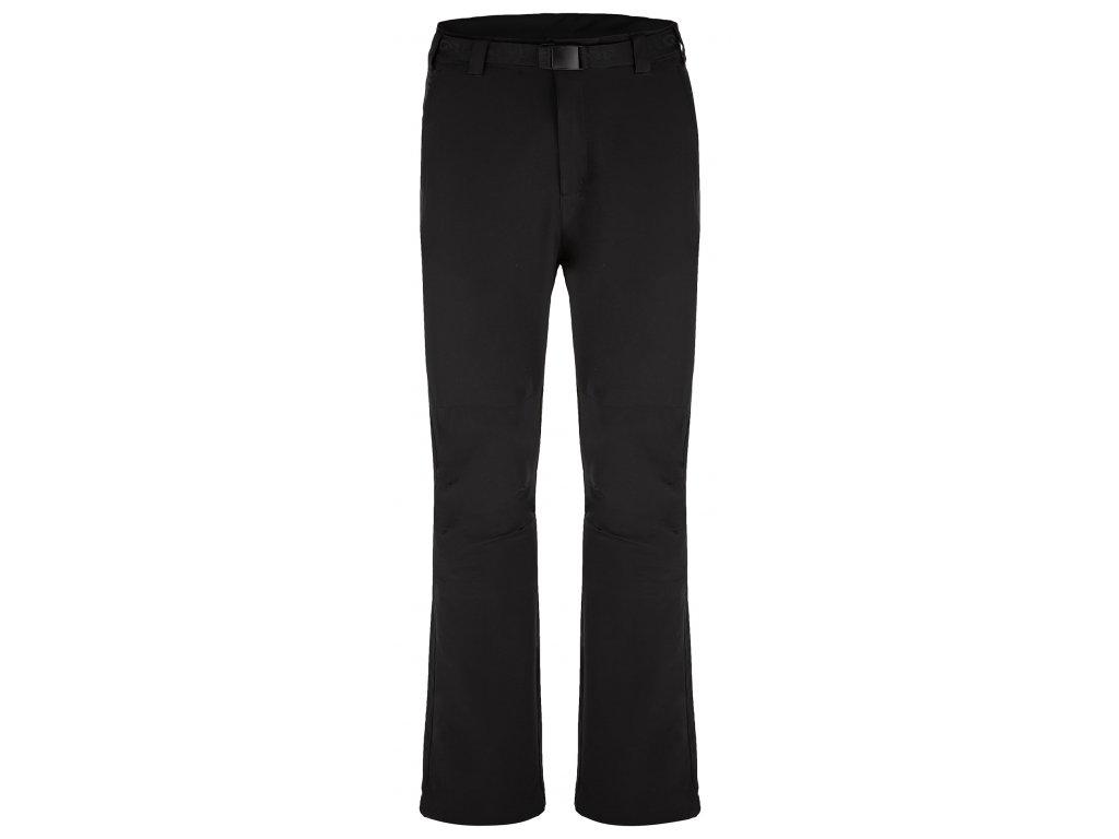 Kalhoty dlouhé pánské LOAP URICKE softshell černé