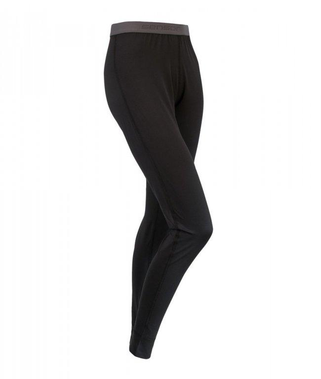 Spodky dlouhé dámské COOLMAX TECH černé