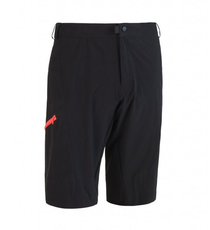 Kalhoty krátké pánské SENSOR HELIUM LITE černé