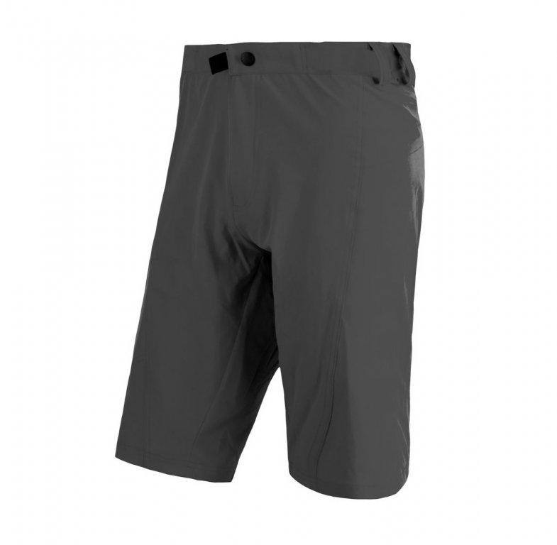 Kalhoty krátké pánské SENSOR HELIUM LITE šedé
