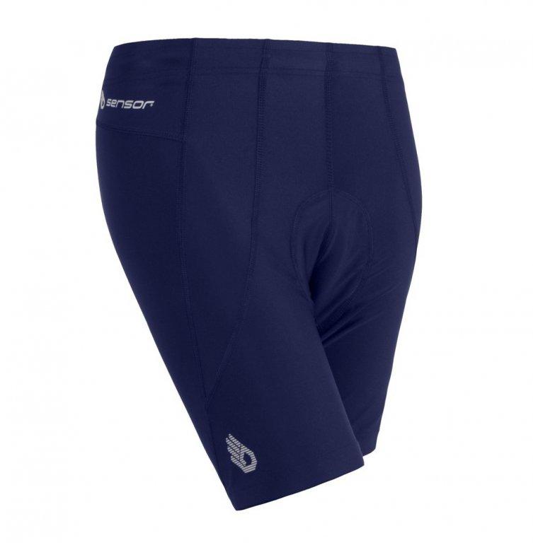 Kalhoty krátké dámské SENSOR ENTRY tm. modré