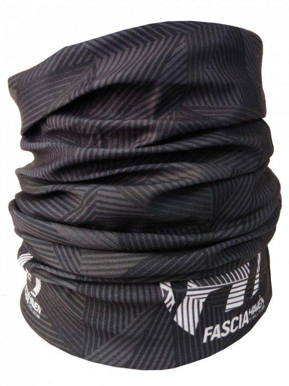šátek-tunel HAVEN Fascia adult black - černý