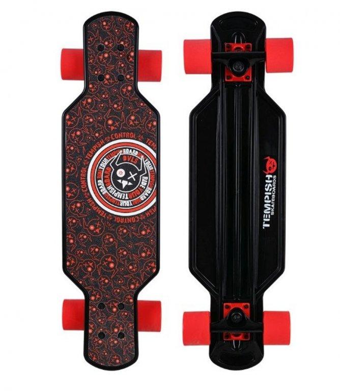 skateboard Tempish BUFFY 29 CONTROL červený